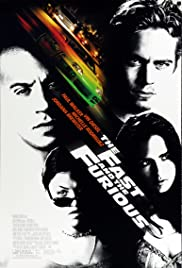 Subtitles The Fast and the Furious - subtitles english 1CD srt (eng)