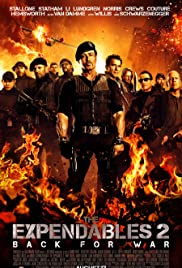 Subtitles The Expendables 2 - subtitles burmese 1CD srt (bur)