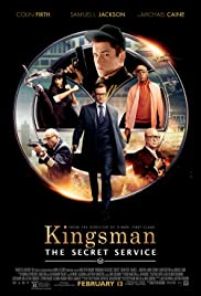Subtitles Kingsman: The Secret Service - subtitles english 1CD srt (eng)